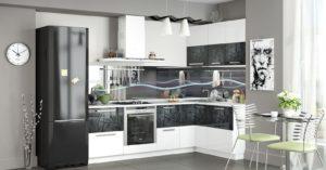 Г-образная-расстановка-кухонного-гарнитура