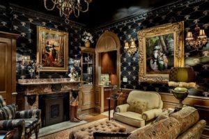 Викторианский-стиль-в-интерьере-квартиры