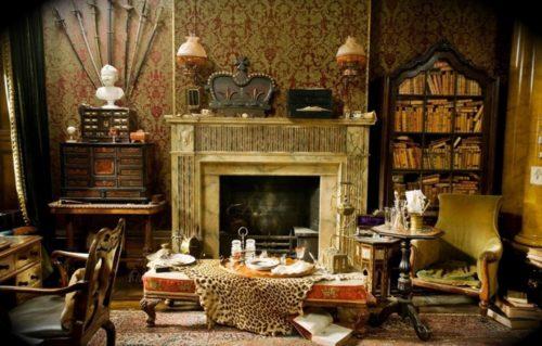 Викторианский стиль – классика шика