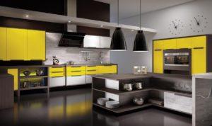 Кухня-в-дизайне-high-tech