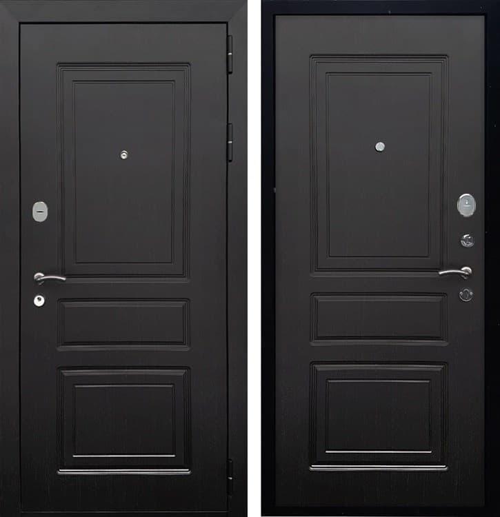 Входная металлическая дверь Армада Лондон (Венге / Венге)