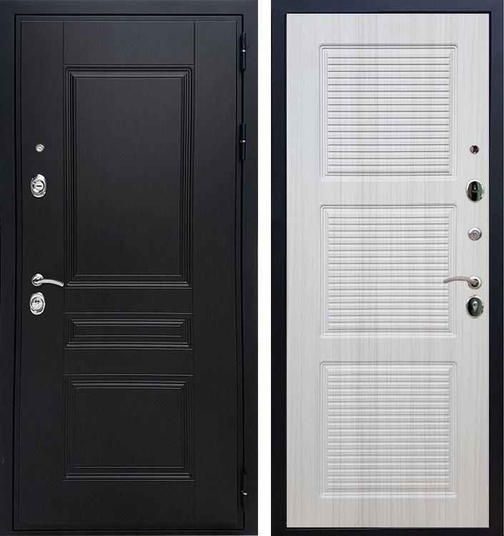 Входная металлическая дверь Армада Премиум Н ФЛ-1 (Венге / Сандал белый)