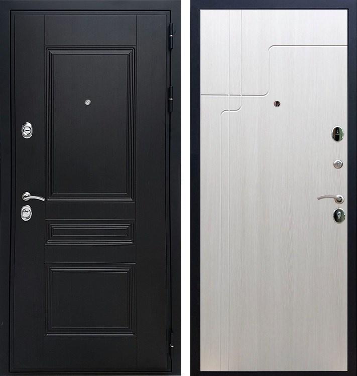Входная металлическая дверь Армада Премиум Н ФЛ-246 (Венге / Лиственница беж)
