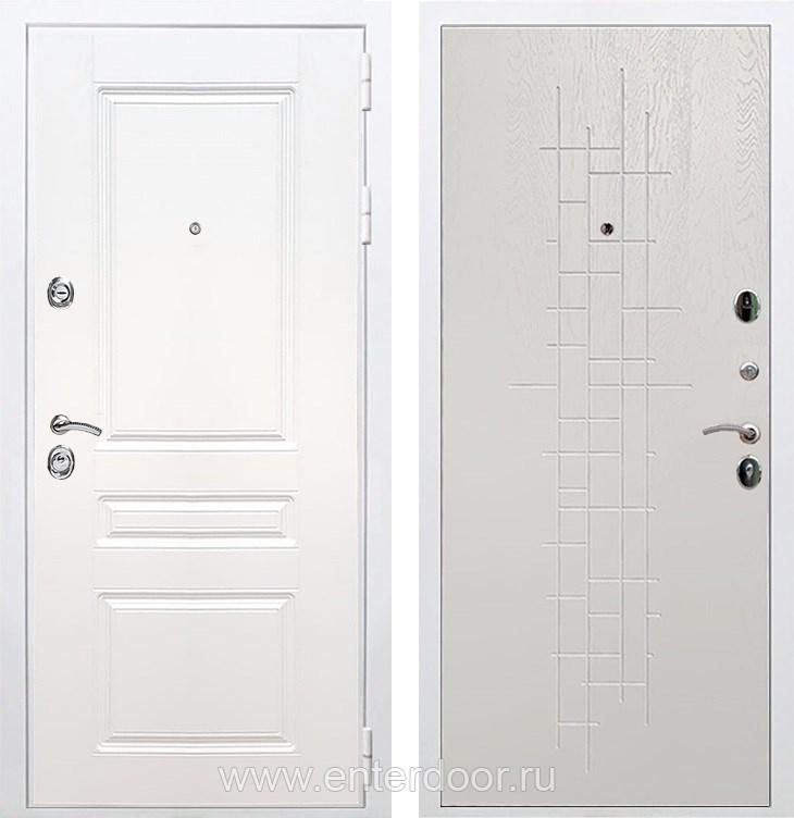 Входная металлическая дверь Армада Премиум Н ФЛ-289 (Белый / Роял Вуд белый)