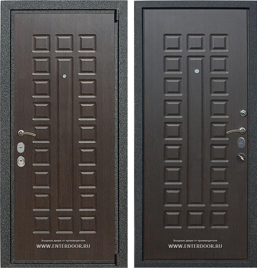 Входная металлическая дверь Армада 4А Mottura (Венге / Венге)