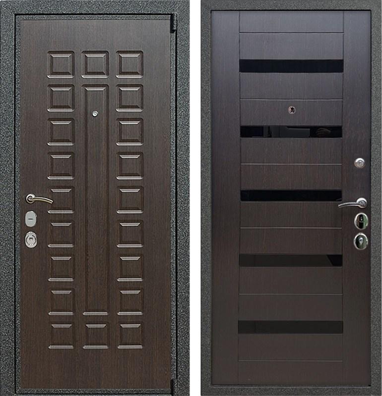 Входная металлическая дверь Армада 4А Mottura СБ-14 (Венге / Венге)