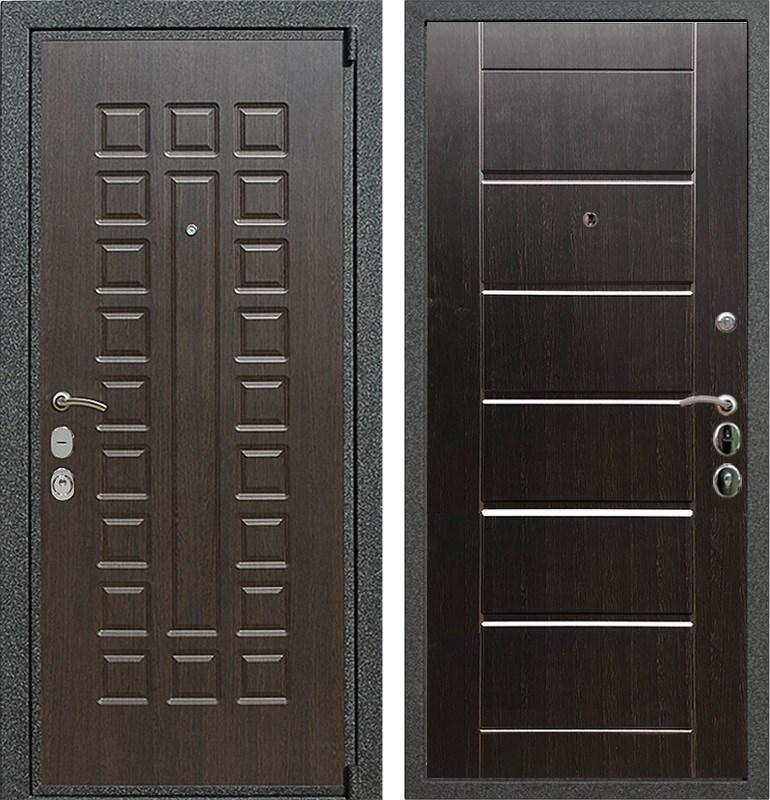 Входная металлическая дверь Армада 4А Mottura Сити (Венге / Венге)