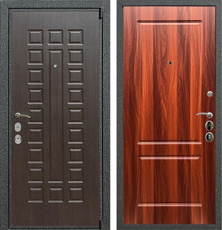 Входная металлическая дверь Армада 4А Mottura ФЛ-117 (Венге / Орех итальянский)