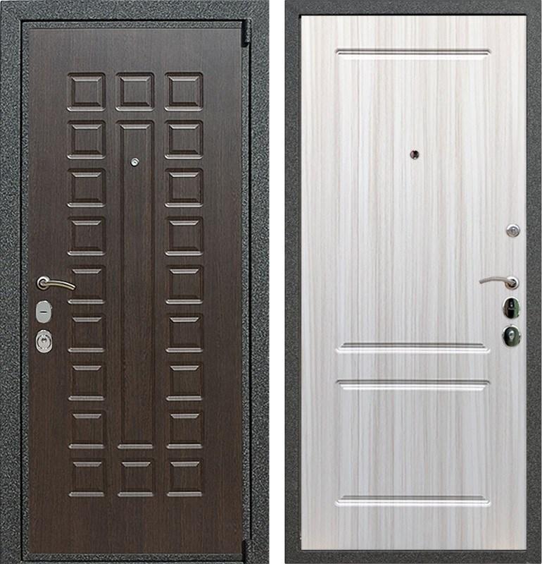 Входная металлическая дверь Армада 4А Mottura ФЛ-117 (Венге / Сандал белый)