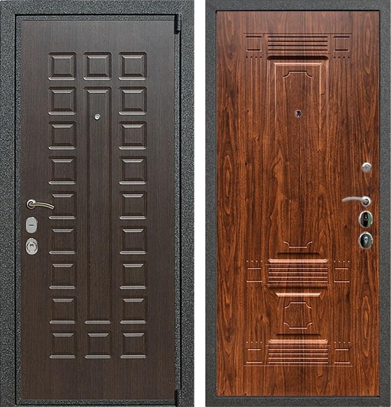 Входная металлическая дверь Армада 4А Mottura ФЛ-2 (Венге / Берёза морёная)