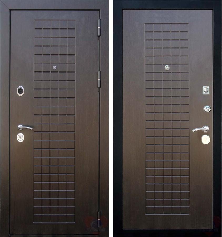 Входная металлическая дверь Кондор Реал (Венге / Венге)