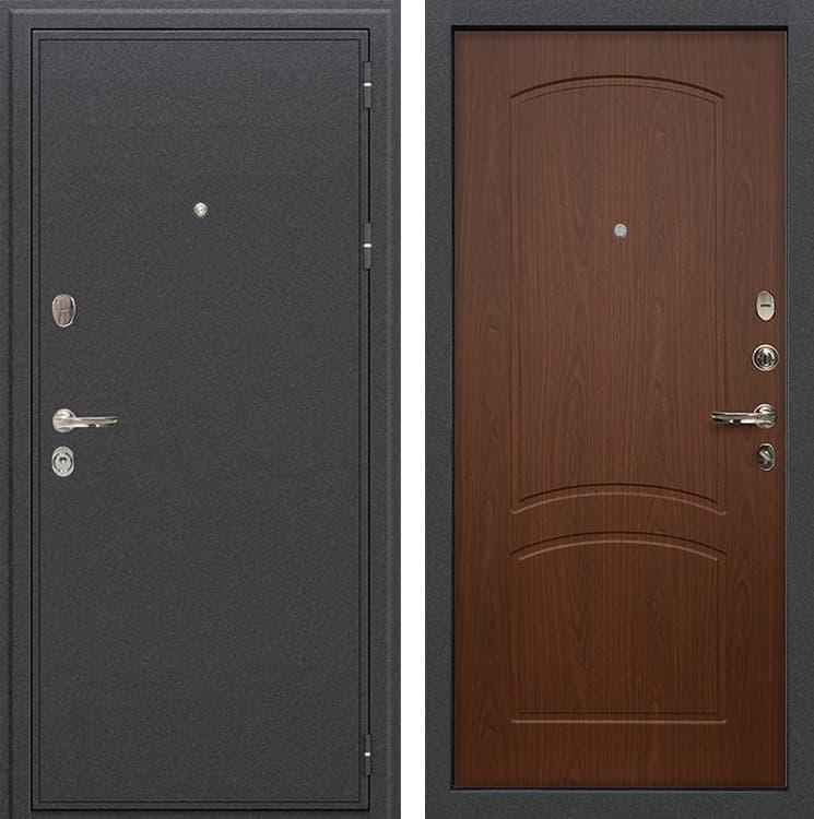 Входная металлическая дверь Лекс Колизей Берёза мореная (панель №11)