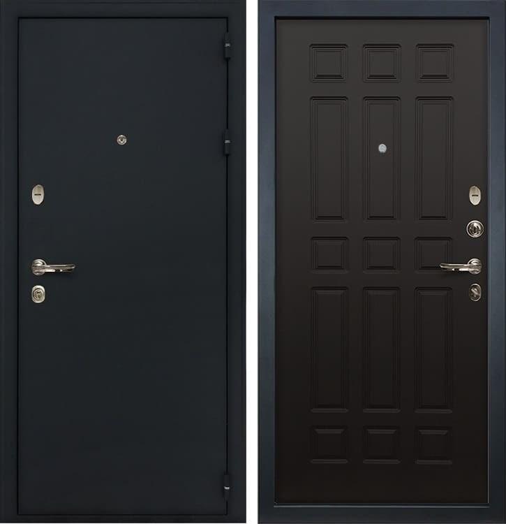 Входная металлическая дверь Лекс 2 Рим Венге (панель №29)