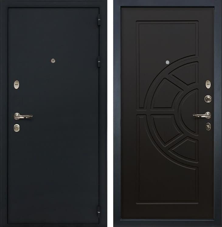 Входная металлическая дверь Лекс 2 Рим Венге (панель №43)
