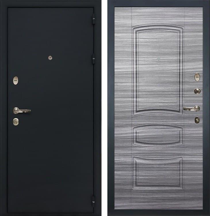Входная металлическая дверь Лекс 2 Рим Сандал серый (панель №69)