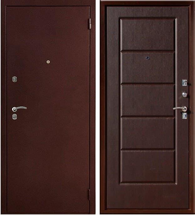 Входные двери  Юг-03
