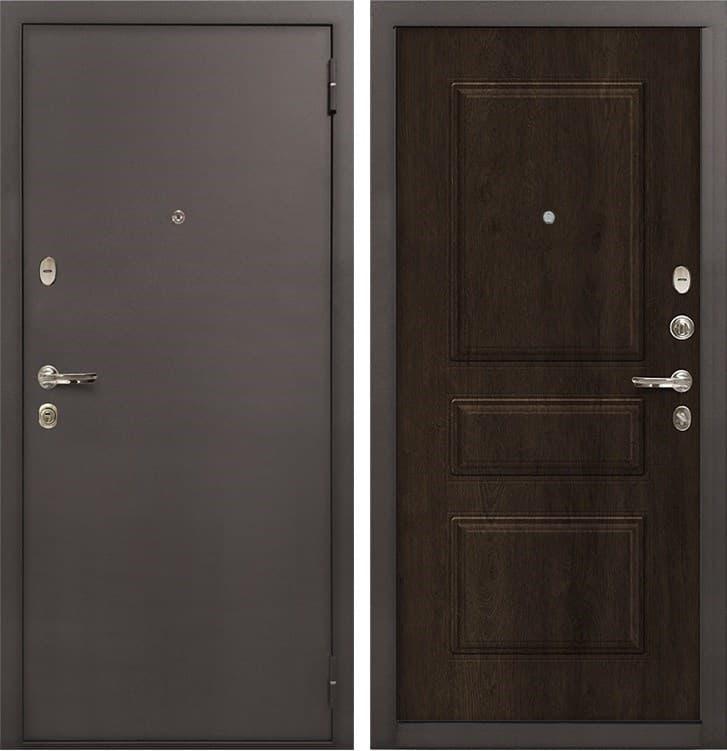 Входная стальная дверь Лекс 1А (№60 Алмон 28)