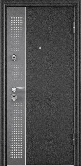 Torex — SUPER OMEGA 10 MAX Черный шелк — Темный-пепел (арт. ПВХ Темный-пепел)