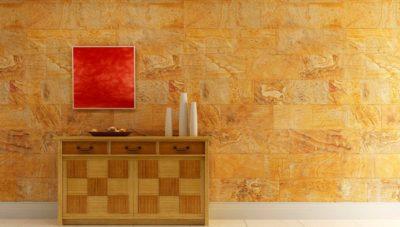 Поговорим об интересном и эффектном оформлении стен