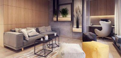 Дизайн квартир: или что нового в современных интерьерах?