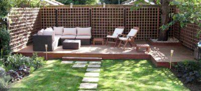 Не количеством а качеством — обустройство маленького садового участка