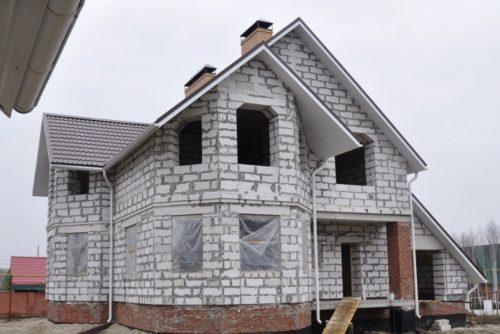 Пеноблок как строительный материал
