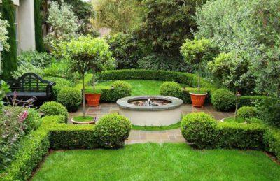 Итальянские и испанские сады