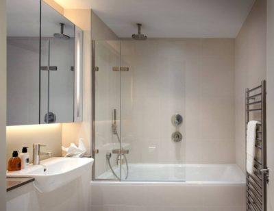 «Безоконный» вопрос или как создать уют в маленькой ванной