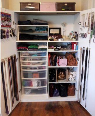 Как найти место для всех вещей в маленькой квартире