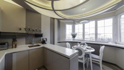 Кухня и балкон: выбираем дизайн-проект