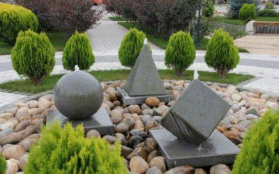 Малые архитектурные формы на приусадебном участке
