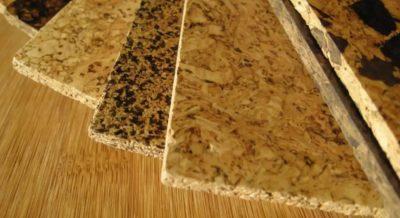 Напольные покрытия — линолеум, пробка и винил