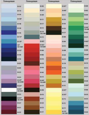 Как выбрать цвет натяжного потолка