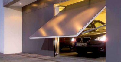 Подъемные гаражные ворота. Виды и преимущества