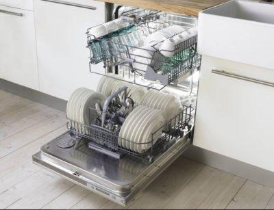 Как ухаживать за стиральной и посудомоечной машинами