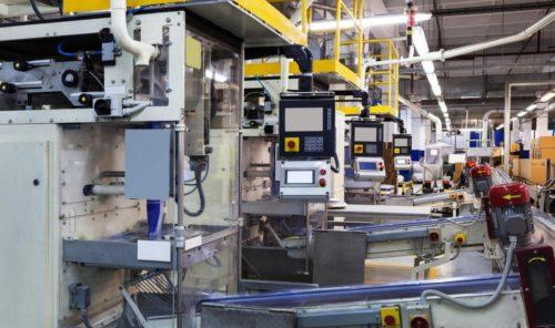 Процесс производства металлических дверей
