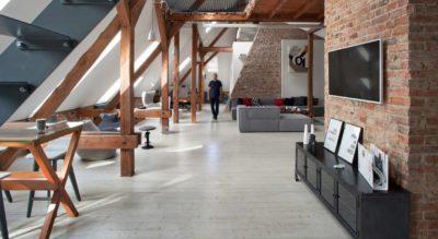 Лофт — простота и элегантность