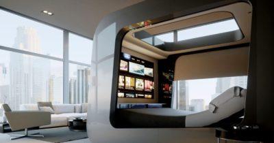 Стиль хай-тек в интерьере современной квартиры