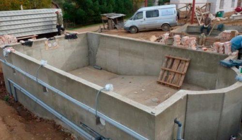 Строительство бассейнов как вид услуги
