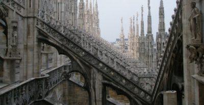 Уникальность готических строений