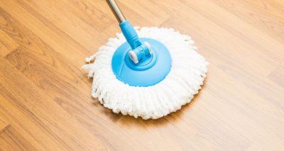 Как почистить паркетный пол домашними средствами