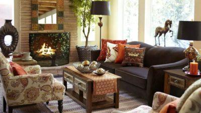 Домашний интерьер — уют и комфорт