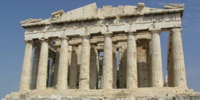 Истоки возникновения культуры Древней Греции