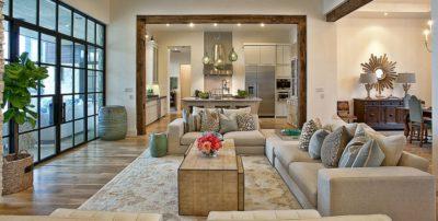 Обновление гостиной за десять простых шагов
